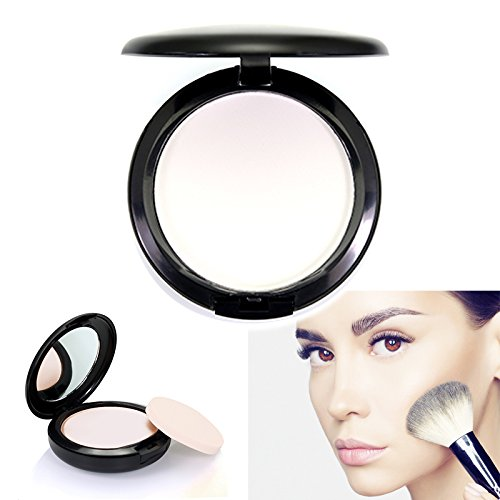 Puder, TOFAR Soft Compact Powder Frauen Make up Naturkosmetik Anti-Schweiß Make-Up Puder für jeden Hauttyp - #1