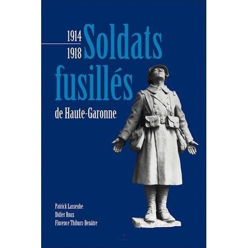 Soldats fusillés de Haute-Garonne