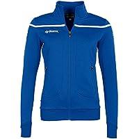 Reece Varsity TTS Chaqueta Hockey Mujer Royal, color azul y blanco, tamaño medium