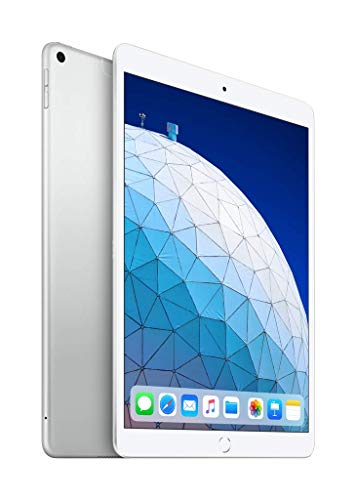 Apple iPad Air (10, 5 pouces, Wi-Fi + Cellular, 256 Go) - Argent