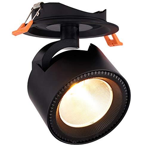 LANBOS 10W LED Luz de Techo Lamparas Focos LED Empotrables,Focos de techo,LED...
