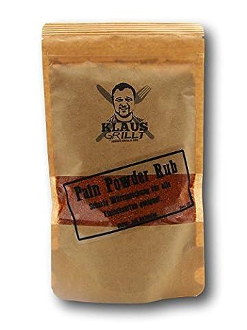 Klaus Pain Powder Rub... 250 g Beutel