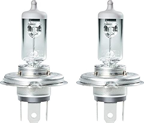 Osram H4 64193 ampoules halogen 60/55W Bilux Ampoule pour voiture