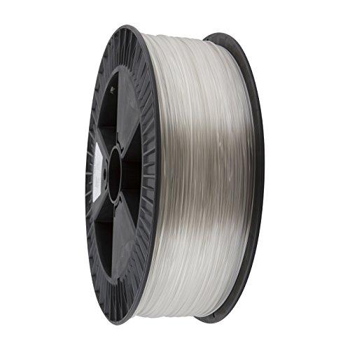 PrimaCreator PrimaSelect 3D Drucker Filament - PETG - 1,75 mm - 2,3 kg - Transparent -