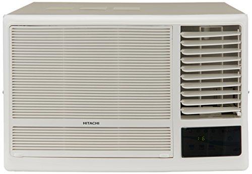 Hitachi 1.5 Ton 5 Star Window AC (RAW518KUD Kaze Plus, White)