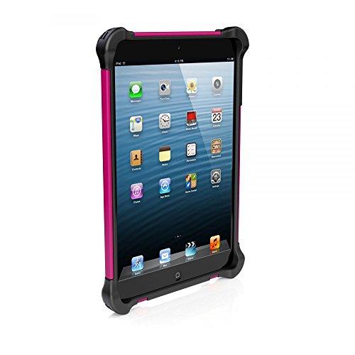 Ballistic TJ1284-A19C Tough Jacket Schwarz Silikon/Schwarz TPU/Hot Pink PC/Schwarz Cover für Apple iPad Mini & iPad Mini mit Retina Display