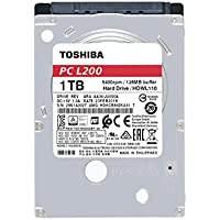 Toshiba HDWL110UZSVA - Disco Duro Interno de 1 TB, Color Gris