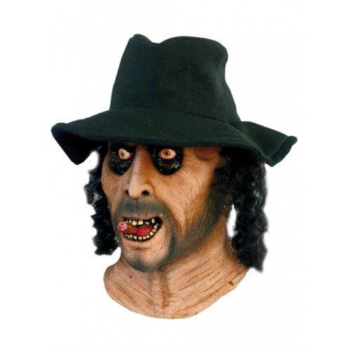 Mask Head & Neck Undertaker (Undertaker Maske)
