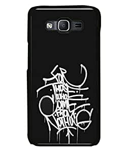 PrintVisa Random Inspiration Wording High Gloss Designer Back Case Cover for Samsung Galaxy On5 (2015) :: Samsung Galaxy On 5 (2015)