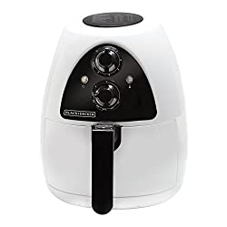 BD Air Fryer White