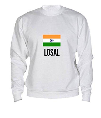 Felpa Losal city White