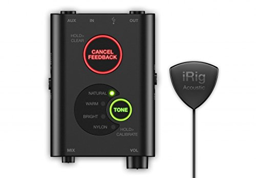 IK Multimedia IP-IRIG-ACOSTG-IN Acoustic Gitarre Interface
