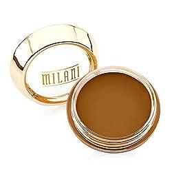 (3 Pack) MILANI Secret Cover Concealer Compact - Deep Tan