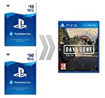 PSN Currency for Days Gone Digital Deluxe Edition | PS4 Download Code - UK Account  - Digital Deluxe Edition | PS4...