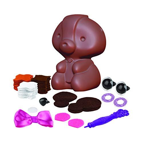 (Orb Factory 621438 - Plush Craft Bear 3D-Figur, Plüsch)