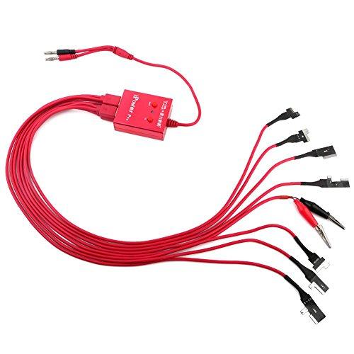 MASUNN Ipower Pro Telefon Stromversorgung Test Kabel Ein/aus-Schalter Für iPhone G/4P/6Er/6Sp/7G/7P/8G/8P/X Dc Leistungskontrolle Test-Kabel