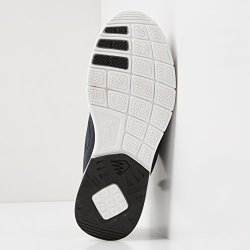 British Knights Demon Uomini Bassa Sneakers BLU NAVY