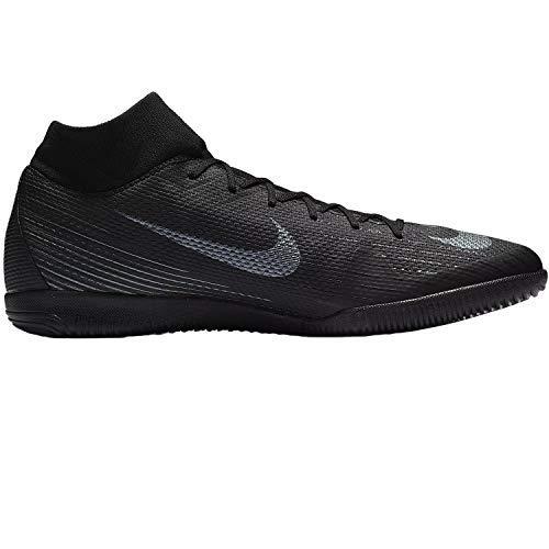 NIKE Unisex-Erwachsene Mercurial Superfly VI AG-PRO Sneakers, Schwarz Black 001, 41 EU