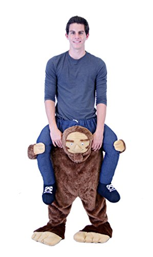 SQUATCH Youth Costume (Youth) (Sasquatch Halloween-kostüm)