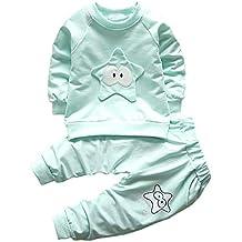 POLP Niño 2018 Conjunto Invierno Primavera Camiseta Manga Larga Hombres  Recién Nacido Bebé Niño Niña Tops 45b8e2c85ba5