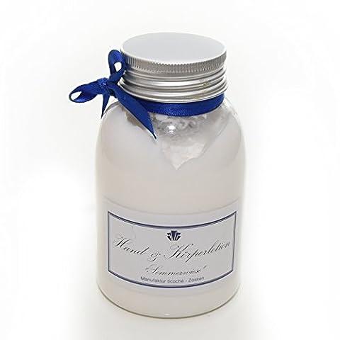 Bodylotion 240 Gramm, MarieNatur Körperlotion, Natur Lotion Sommerwiese, Premiumqualität, Ohne Chemie, Natürliche Inhaltsstoffe, Made in