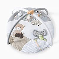 Mini Dream® Activity Gym & Play Mat Musical Baby Playmat Suitable from Birth for New Borns - Safari