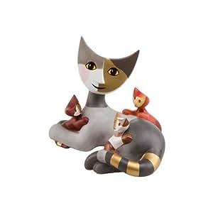 """Goebel chat i miei piccoli gattini l16,5 """"x 12 x 13 cm"""