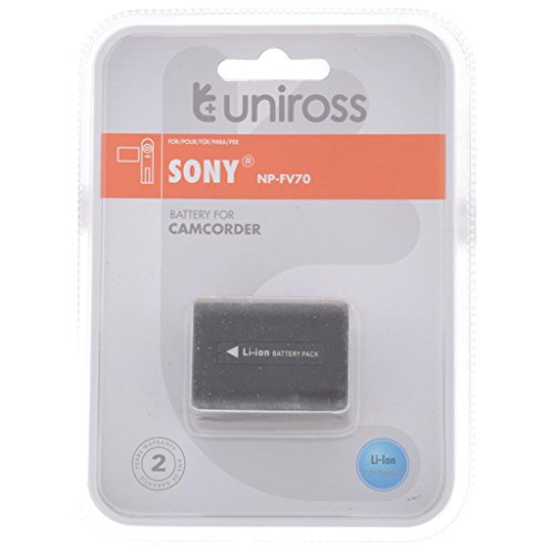 Uniross Battery for Sony Camcorder