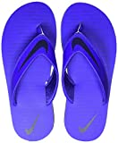 Nike Men's Chroma 5 RacerBlue/Obsidian Flip Flops Thong Sandals-7 UK/India (41 EU) (833808-409)
