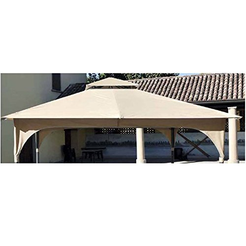 Verdemax 8395Ersatz Tabelle für MERCURIO Pavillon (Patio-tabelle Metall)