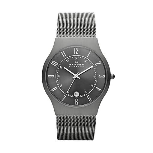 41w02t 2ZFL. SS510  - Skagen 233XLTTM Grey Mens watch