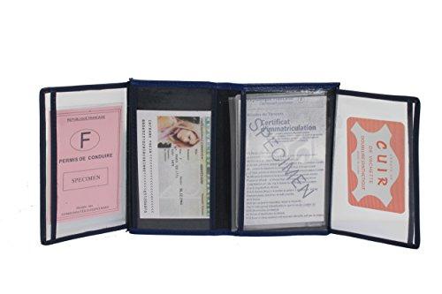 Lilosac - ausweishulle - fur auto papieren - ausweis schutzhulle -