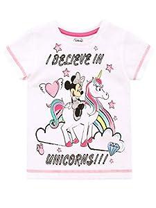 Disney Camiseta de Manga Corta
