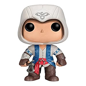 Funko POP! Assassin's Creed PVC-Sammelfigur: Connor