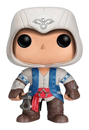 s Creed PVC-Sammelfigur: Connor ()