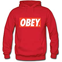OBEY print HIP POP For Boys Girls Hoodies Sweatshirts Pullover Outlet