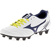 Mizuno Shoes Football Officially Monarcida MD P1GA162437 Navy Lime Size 43 SHIPPED FROM ITALY 3dtPqNRI