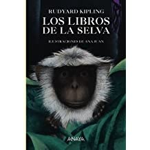 Los libros de la selva (Cuentos, Mitos Y Libros-Regalo - Libros-Regalo)