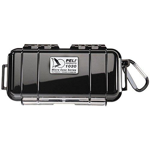 Peli 1030 mit Innen - Schwarz, Außen - Schwarz Micro Case