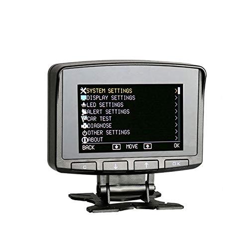 X50 PRO OBD2 HUD Car Computer Tachimetro II OBD 2 Acqua, Allarme Velocità Scheda Digitale Tester Strumento Diagnostico