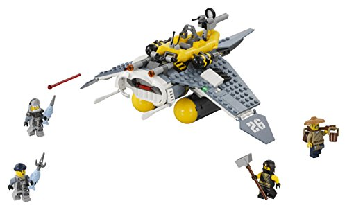 LEGO-Ninjago-Bombardero-mantarraya-70609