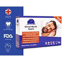 Preisvergleich für Time2sleep Zahnschiene bei Zähneknirschen - Knirscherschiene für Nachts -Schnarchschiene inkl. Box für einen besseren...