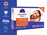 Time2Sleep Bite Dentale Automodellante: 4 x Bite Bruxismo Notturno Automodellante con Porta Bite Dentale, Dispositivo Anti Russamento e Anti Digrignamento dei Denti