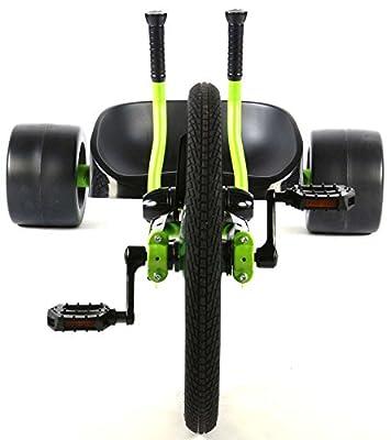 Huffy Green Machine Drifter Trike 20 Zoll - der Ultimative Drift-Slider für Kinder ab 8 Jahren