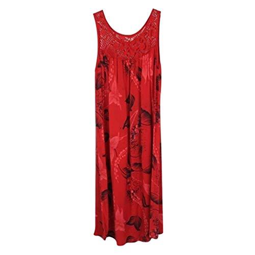 TOPSELD Dress Wedding Guest Dress v Neck Summer Dress for Women Dress Curvy Dress lace Dress for Women Dress for Damen -