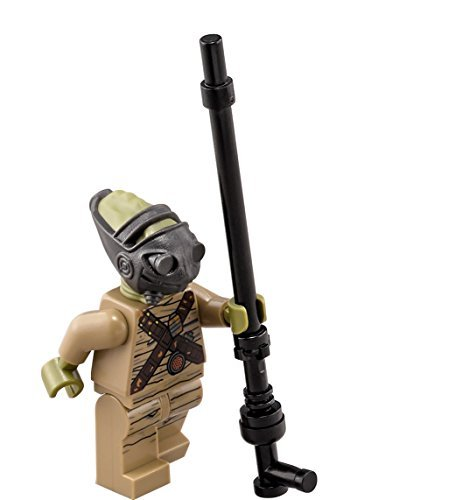 LEGO Star Wars Force Awakens Encounter on Jakku Minifigure - Teedo with Guiding Stick (75148) by LEGO