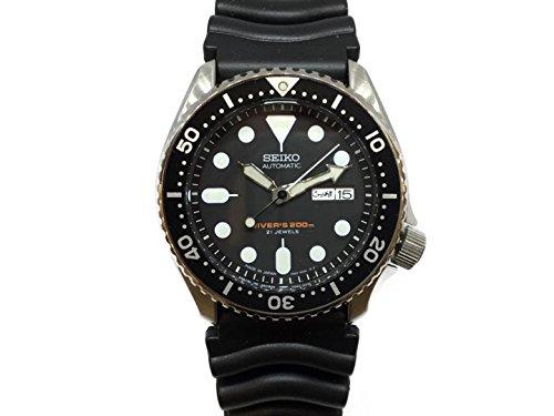 d4b0a0731926 Seiko SKX007J1-200M - Reloj de Pulsera para Diario (Incluye Herramienta de  botón)