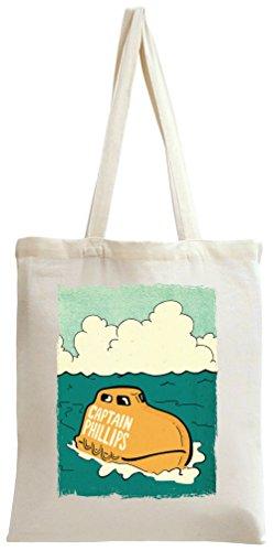 Preisvergleich Produktbild Captain Phillips poster Tote Bag