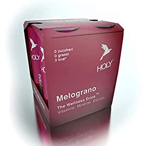 Holy® - The Wellness Drink™ - Melograno (250ml x 4)