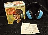 FidgetKute 1976 Young World by Goodwin Casque Audio Vintage Style rétro années 80.